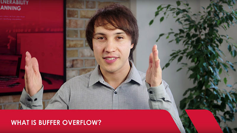 What is a buffer overflow