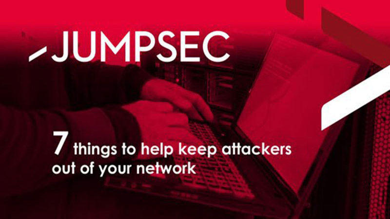 keep attackers out of network