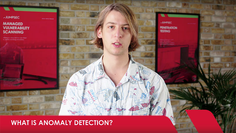what is anomoly dection
